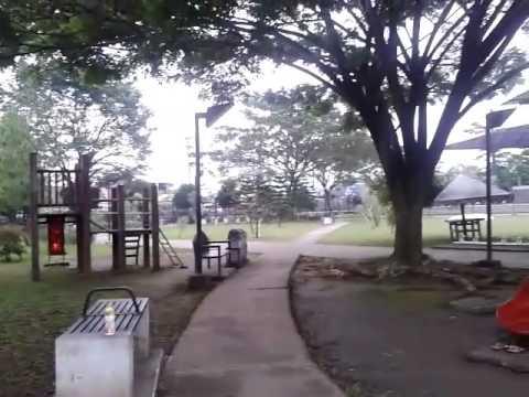 Taman Rekreasi Andhang Pangrenan Purwokerto Suasana Pagi Youtube Kab Banyumas