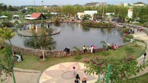 Taman Rekreasi Balai Kemambang Wisata Baturraden Terletak Kelurahan Karangkobar Purwokerto