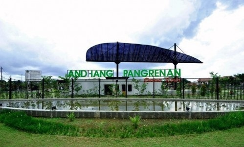 Wisata Pendidikan Taman Andhang Pangrenan Purwokerto Banyumas Sejarah Lokasi Alamat