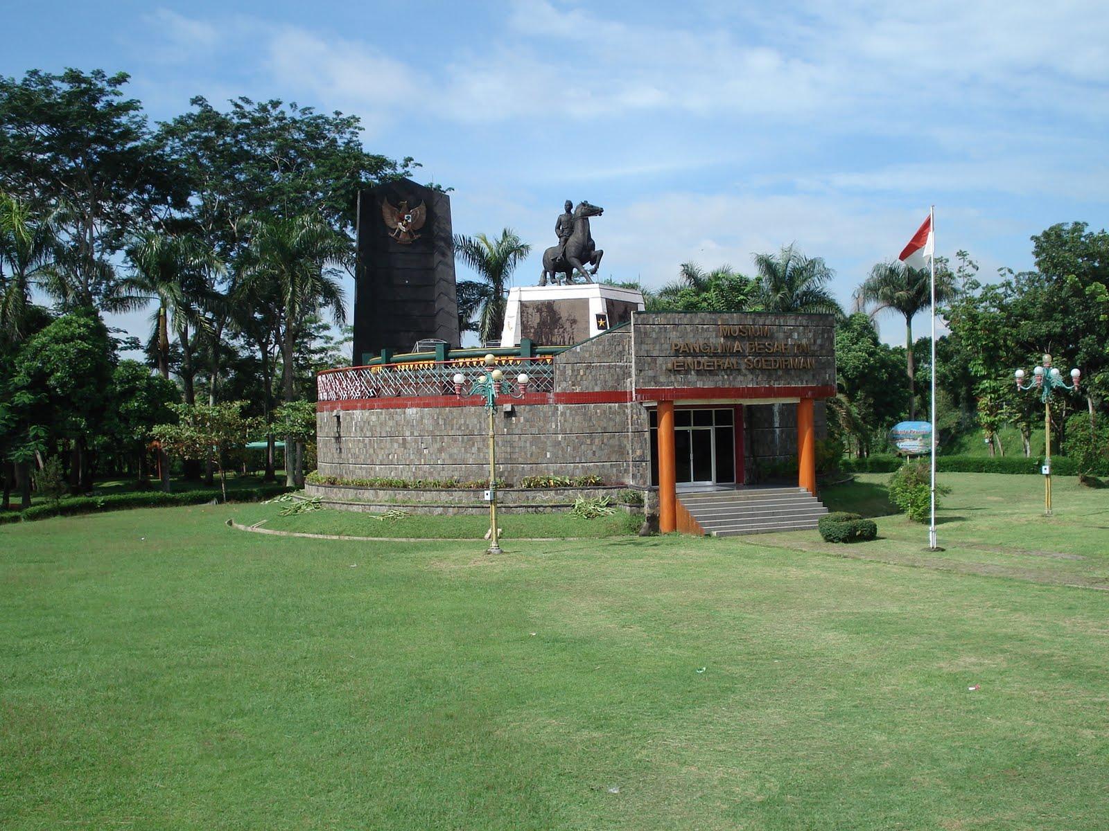 4 Taman Kota Purwokerto Wajib Kunjungi Banyumasnews Pangsar Sudirman Satria