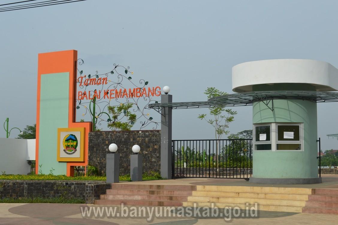 Balai Kemambang Purwokerto Segera Diresmikan Pemerintah Kabupaten Banyumas Taman Satria