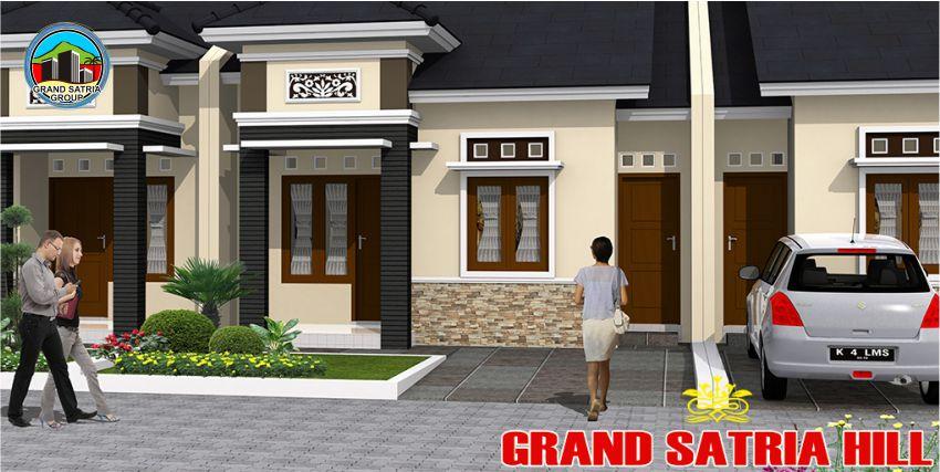 Grand Satria Hill Keniten Group 1 Taman Kab Banyumas