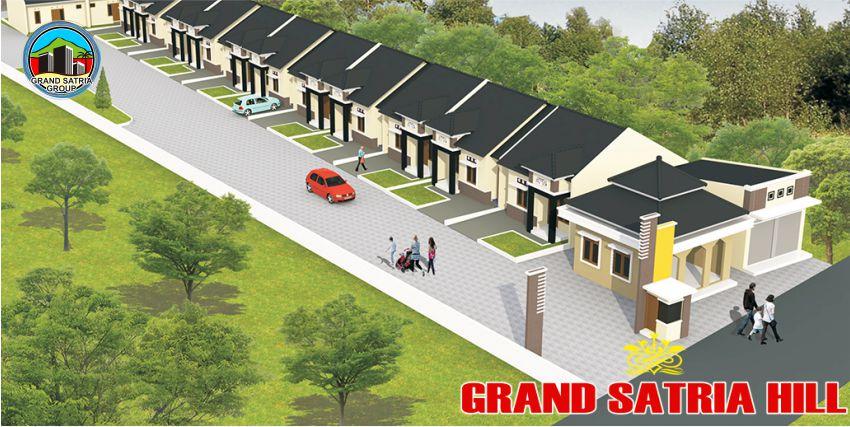 Grand Satria Hill Keniten Group 3 Taman Kab Banyumas