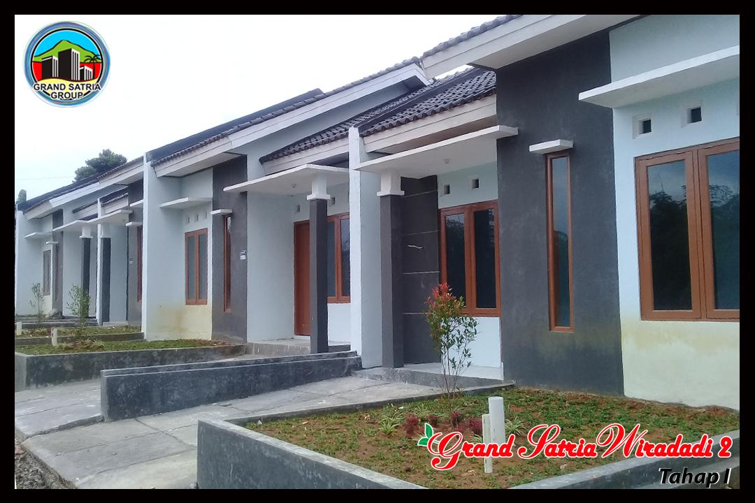 Grand Satria Wiradadi 2 Tahap 1 Group Sokaraja Kabupaten Banyumas