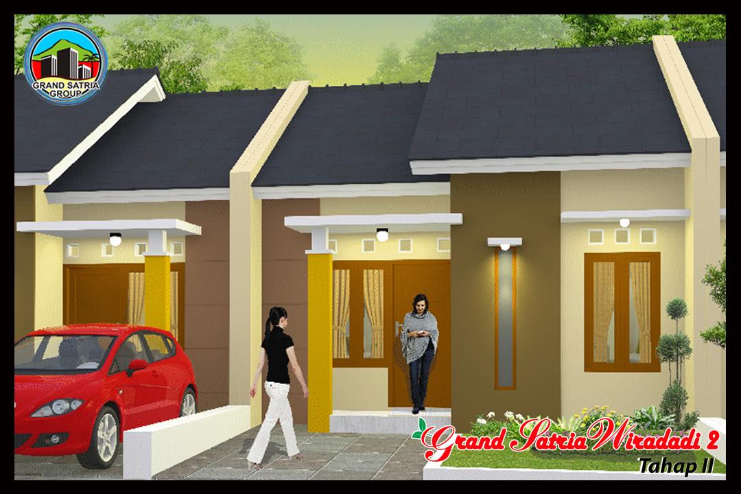 Grand Satria Wiradadi 2 Tahap Group Sokaraja Kabupaten Banyumas Taman