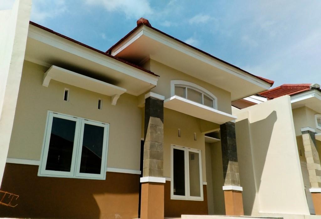 Griya Satria Bukit Permata Purwokerto Rumah Mandalatama Taman Kab Banyumas