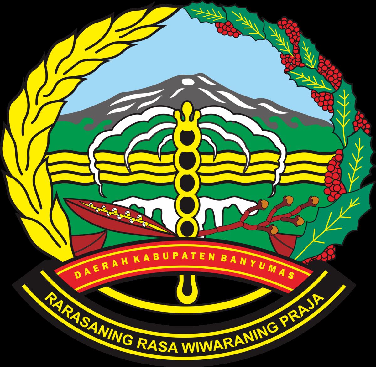 Kabupaten Banyumas Wikipedia Bahasa Indonesia Ensiklopedia Bebas Taman Satria Kab