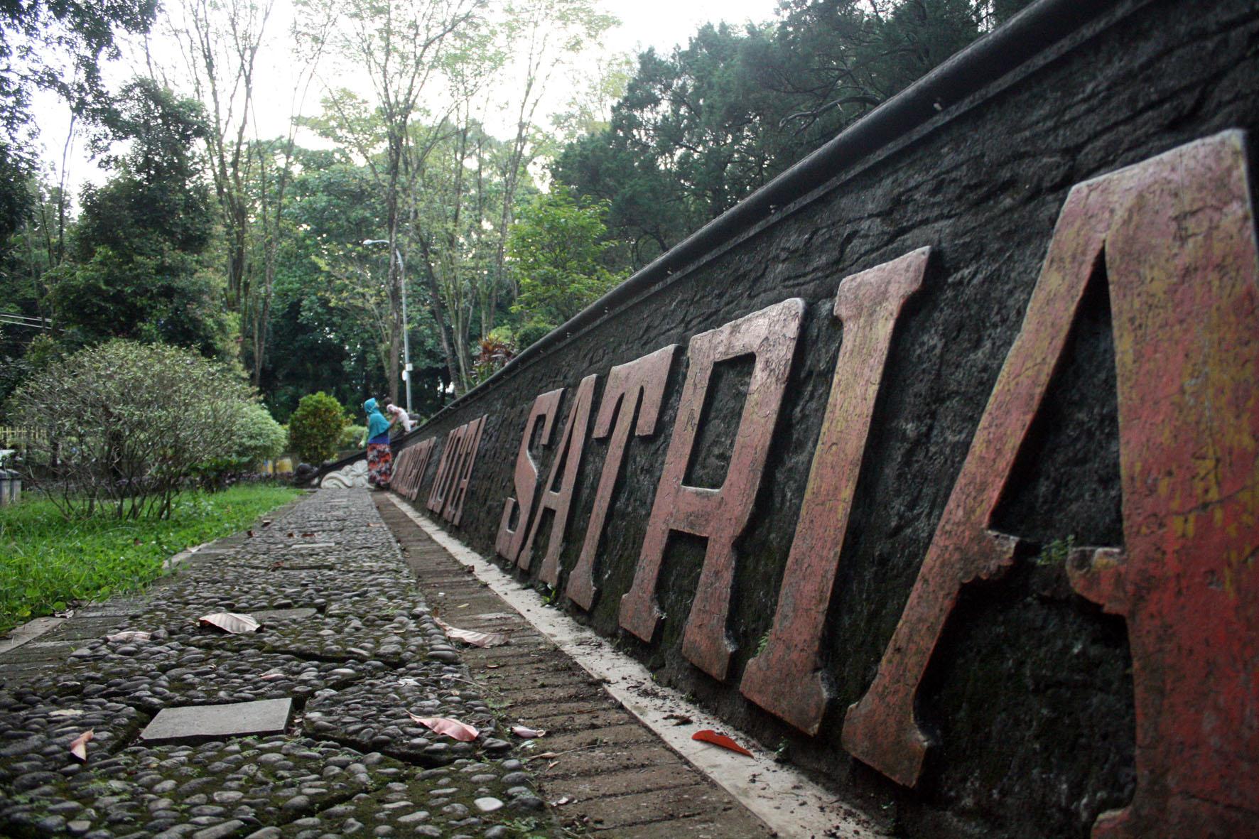 Lima Taman Purwokerto Kita Satria Kab Banyumas