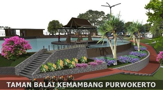 Purwokerto Projects Development Page 430 Skyscrapercity Kondisi Taman Terbatas Satria