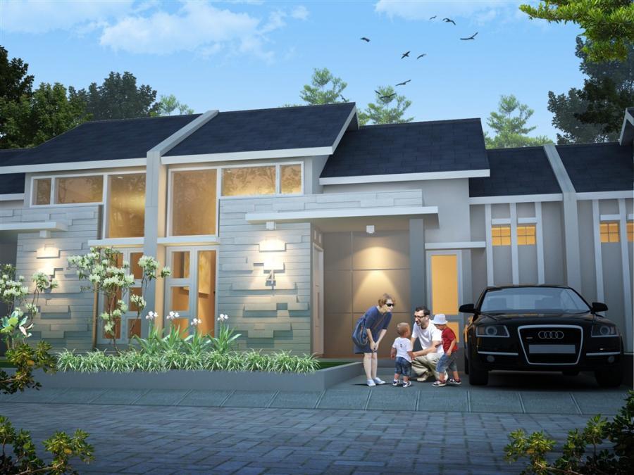 Rumah Dijual Perumahan Griya Satria Bukit Nirwana Purwokerto Kota Lain