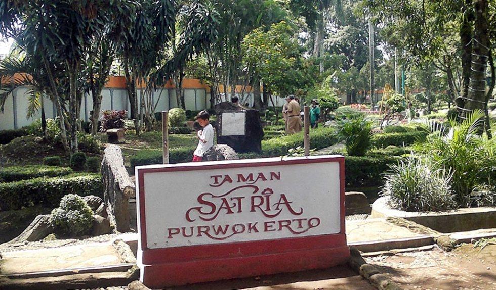 Taman Satria Info Wisata Banyumas Kab