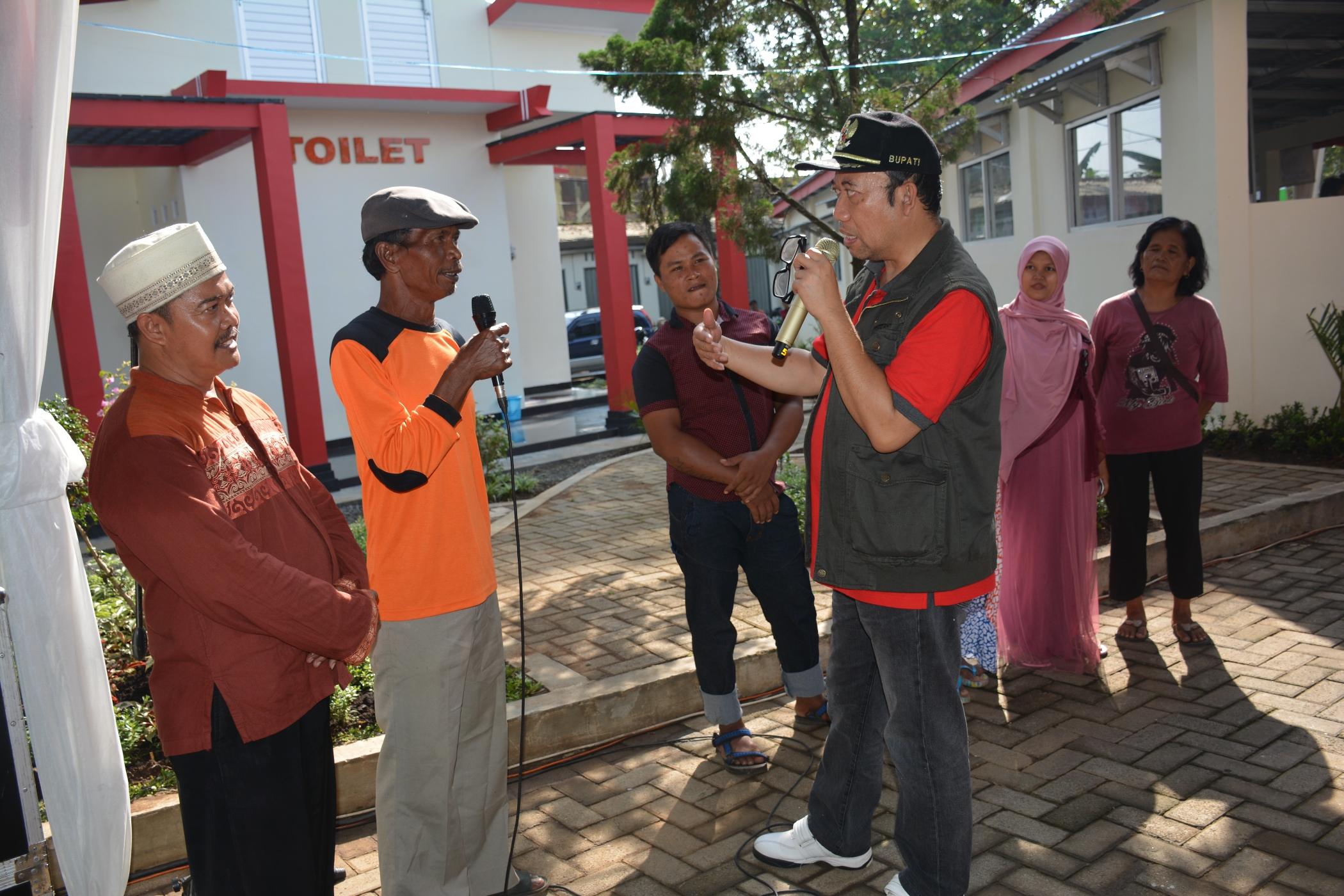 Taman Satria Purwokerto Dilengkapi Toilet Umum Selter Pemerintah Kabupaten Banyumas