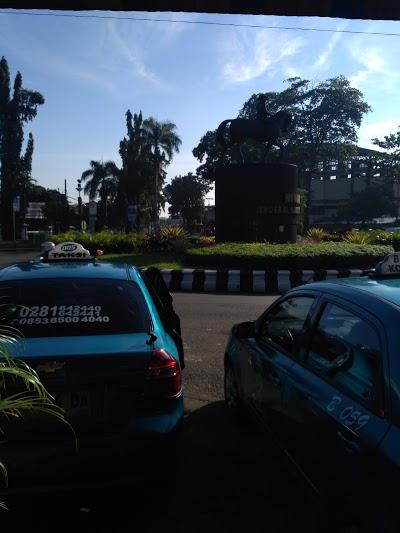 Taman Satria Purwokerto Jawa Tengah Indonesia Kab Banyumas