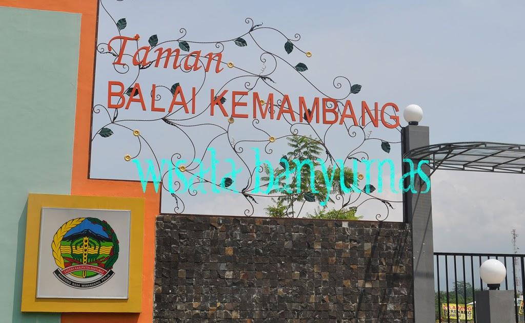 Wisata Pendidikan Taman Balai Kemambang Purwokerto Banyumas Satria Kab