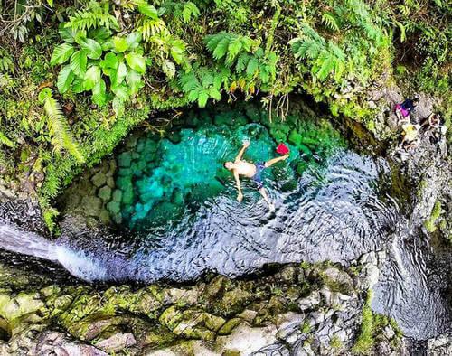 13 Tempat Wisata Purwokerto Sekitarnya Baturaden Adventure Point Batur Agung