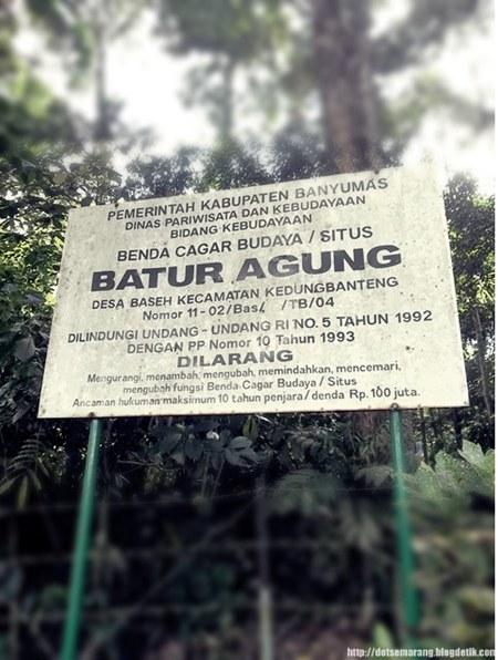 Batur Agung Mount Fun Ragam Wisata Daerah Terletak Didesa Baseh