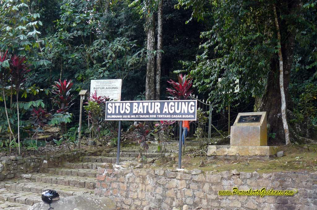 Batur Agung Waterpark Laman 2 Purwokerto Guidance Cagar Budaya Situs
