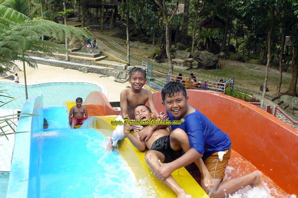 Batur Agung Waterpark Purwokerto Guidance Water Park Wisata Kab Banyumas