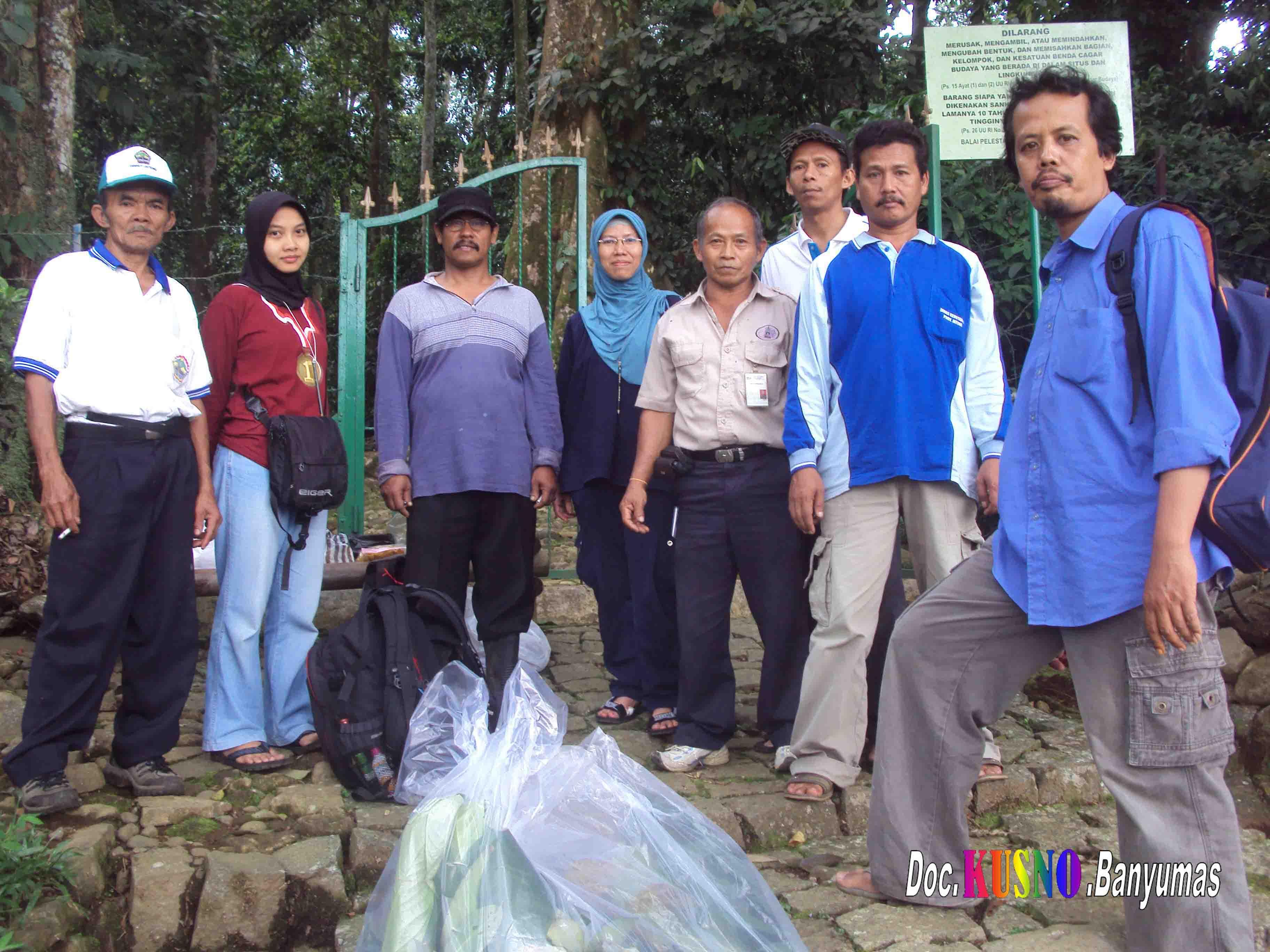 Bersama Lipi Kbn Raya Bogor Maskusno Wisata Batur Agung Kab