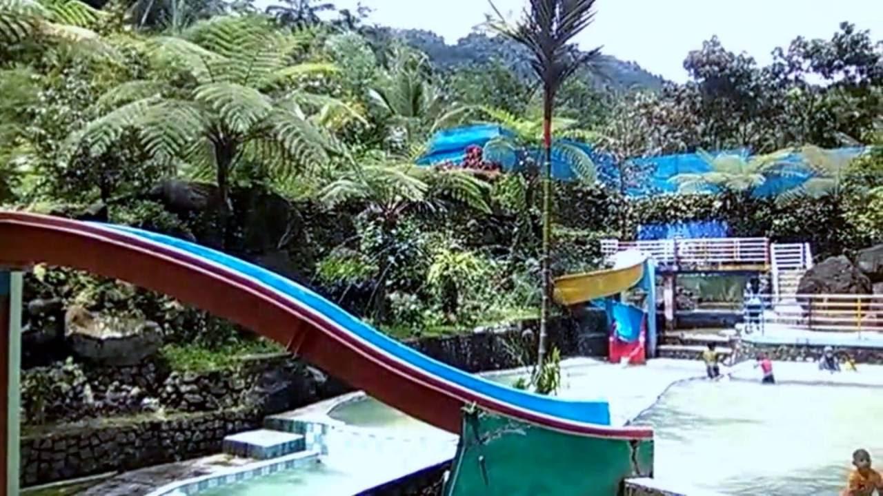 Kolam Renang Waterboom Batur Agung Mount Fun Desa Baseh Kedung