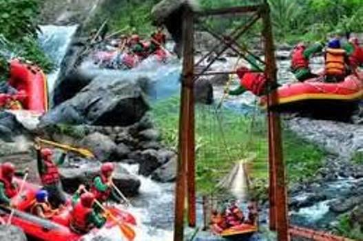 Menjelajahi Desa Wisata Batur Agung Mount Fun Banyumas 3 Kab