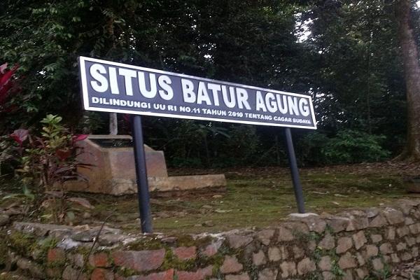 Situs Batur Agung Destinasi Wisata Ramah Keluarga Banyumas Kab
