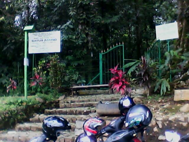 Tempat Wisata Banyumas Depan Cerah Batur Agung Kab