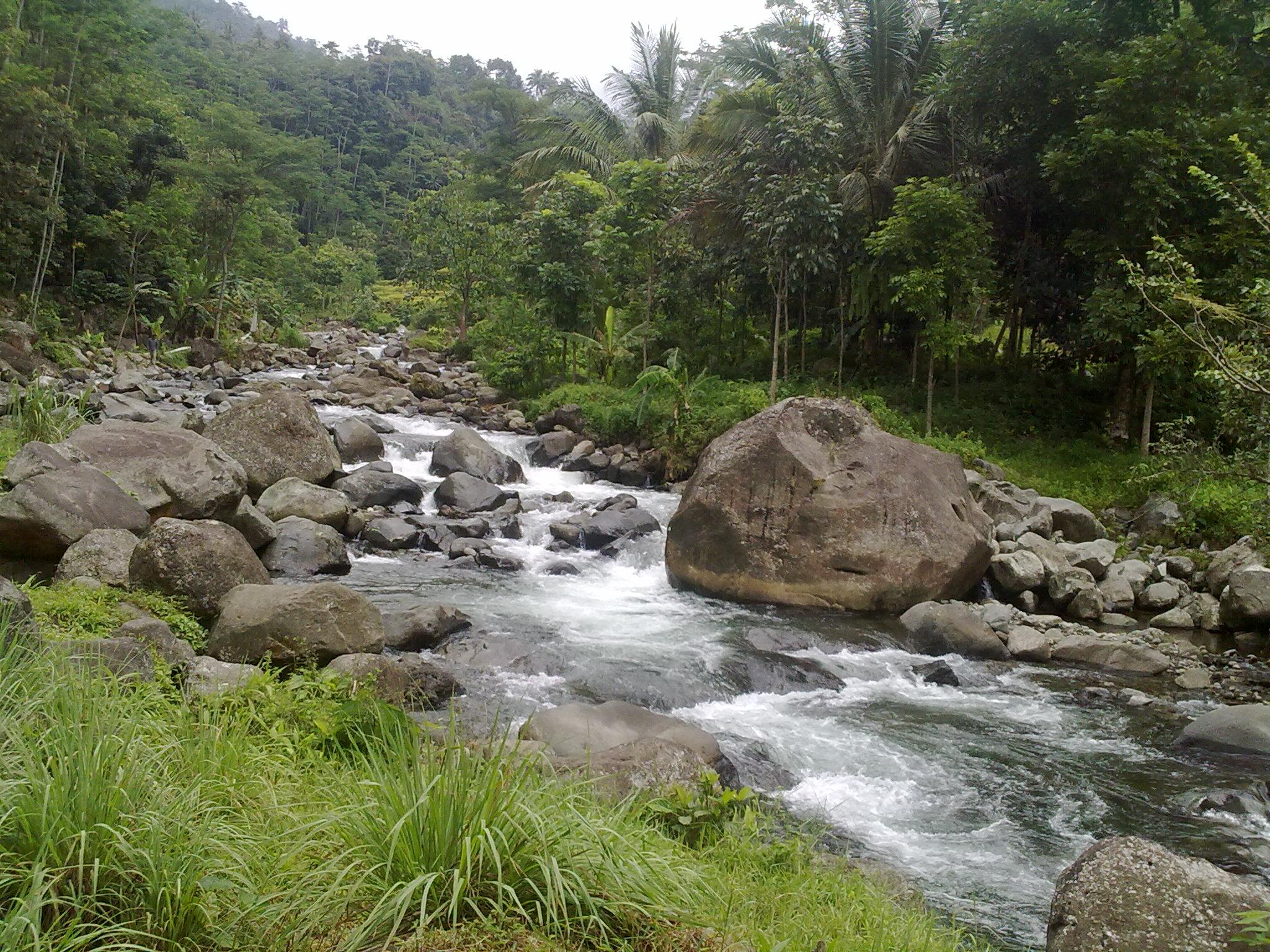 Tour Batur Agung Gubug Jerami Logawa Rafting Wisata Kab Banyumas