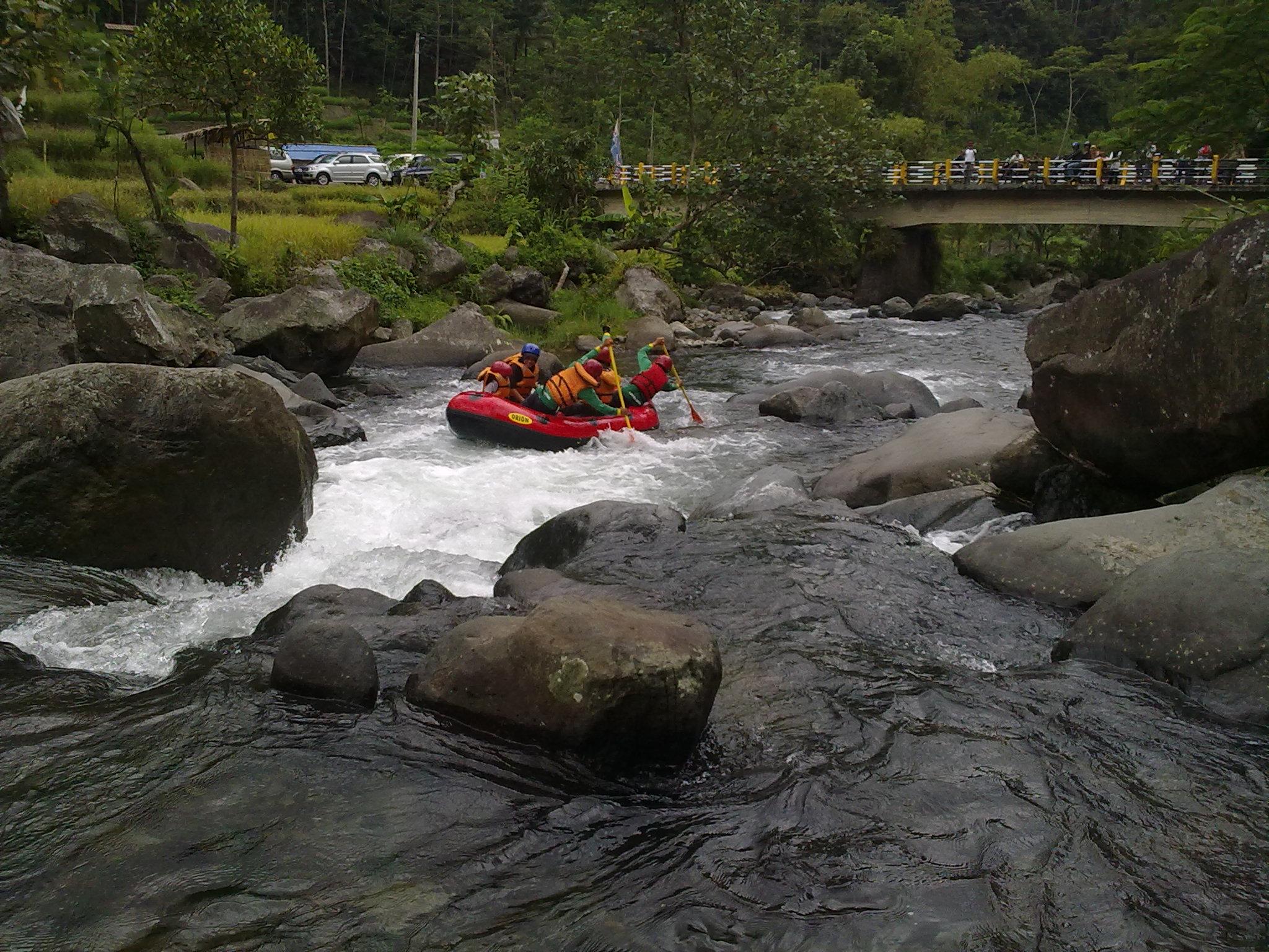 Tour Batur Agung Gubug Jerami Melongo Wisata Kab Banyumas
