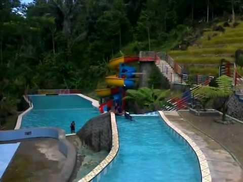 Waterpark Batur Agung Banyumas Youtube Wisata Kab