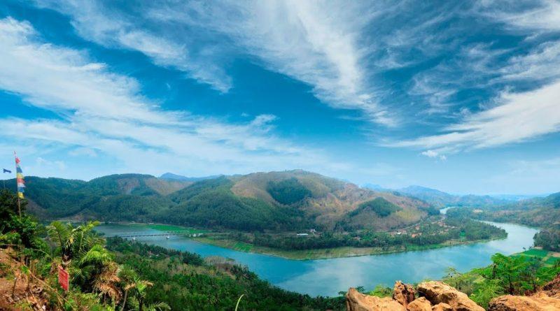 Wisata Alam Keindahan Bukit Watu Meja Kebasen Purwokerto Banyumas Batur