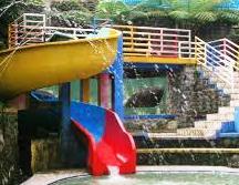 Wisata Batur Agung Waterpark Purwokerto Indonesia Kab Banyumas