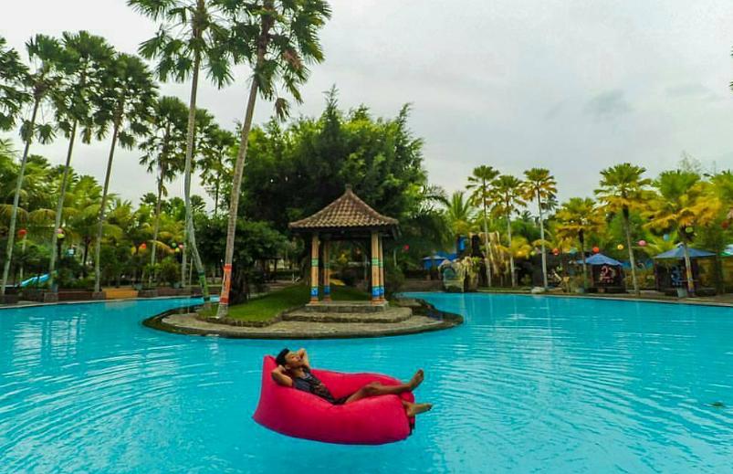 22 Tempat Destinasi Wisata Banyuwangi Hits Berfoto Umbul Bening Water
