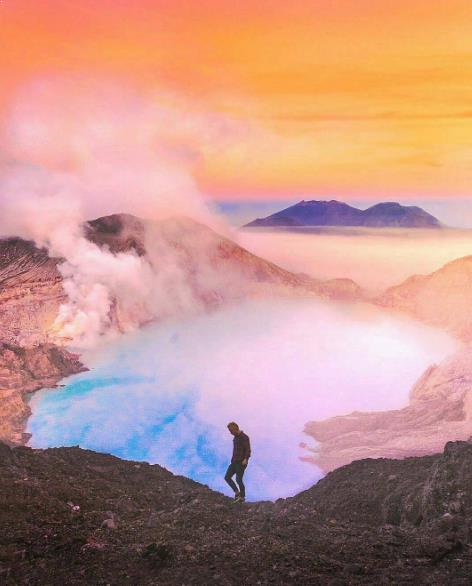 62 Tempat Wisata Banyuwangi Jawa Timur Terupdate Berjelajah Kawah Ijen