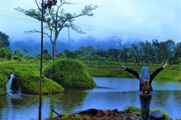 62 Tempat Wisata Banyuwangi Jawa Timur Terupdate Waduk Sidodadi Jembatan