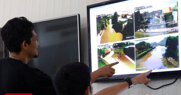Awas Sungai Kalilo Jadi Virus Lain Banyuwangi Ikut Cctv Terpantau