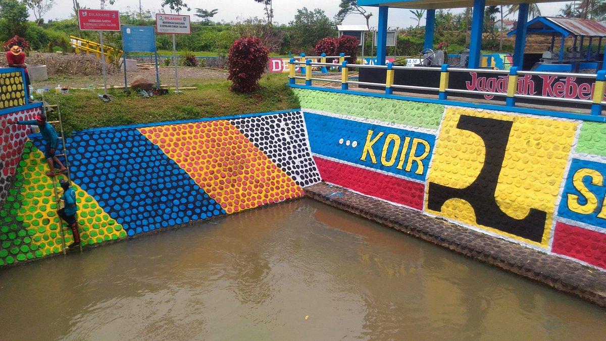 Awas Sungai Kalilo Jadi Virus Lain Banyuwangi Ikut Dam Gembleng