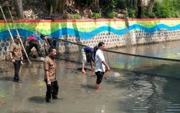 Awas Sungai Kalilo Jadi Virus Lain Banyuwangi Ikut Screen Jaring