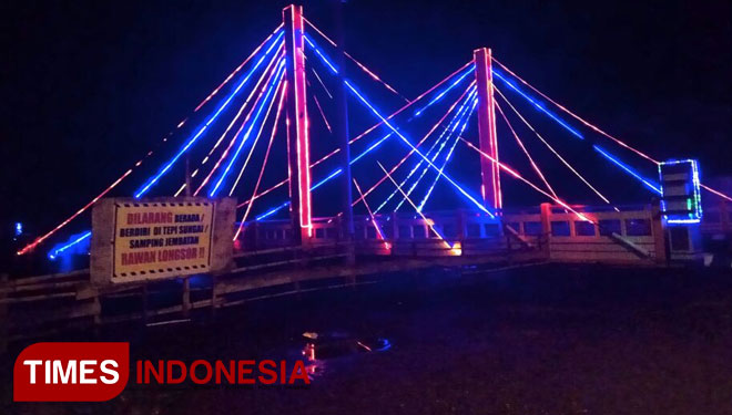 Jembatan Blindungan Jadi Lokasi Selfie Favorit Times Jatim Http Cdn