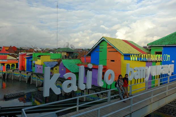 Warna Warni Kalilo Banyuwangi Kisah Penantian Istri Pejuang Merubah Pemukiman