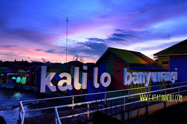 Warna Warni Kalilo Banyuwangi Kisah Penantian Istri Pejuang Senja Lo