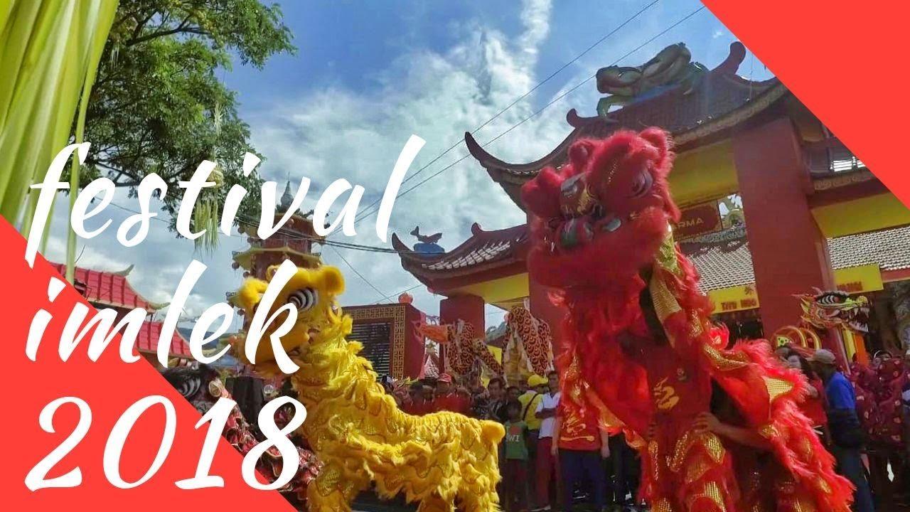 Festival Imlek 2018 Klenteng Hoo Tong Bio Banyuwangi Youtube Kab