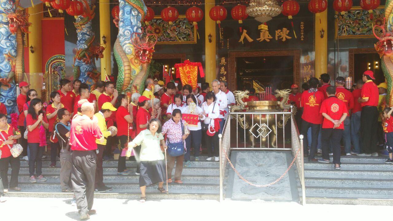 Klenteng Hoo Tong Bio Banyuwangi Gelar Kirab Budaya Tionghoa Radar