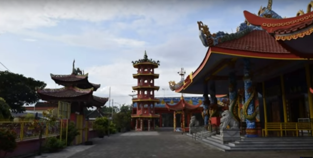 Menengok Kelenteng Hoo Tong Bio Tonggak Sejarah Warga Tionghoa Klenteng