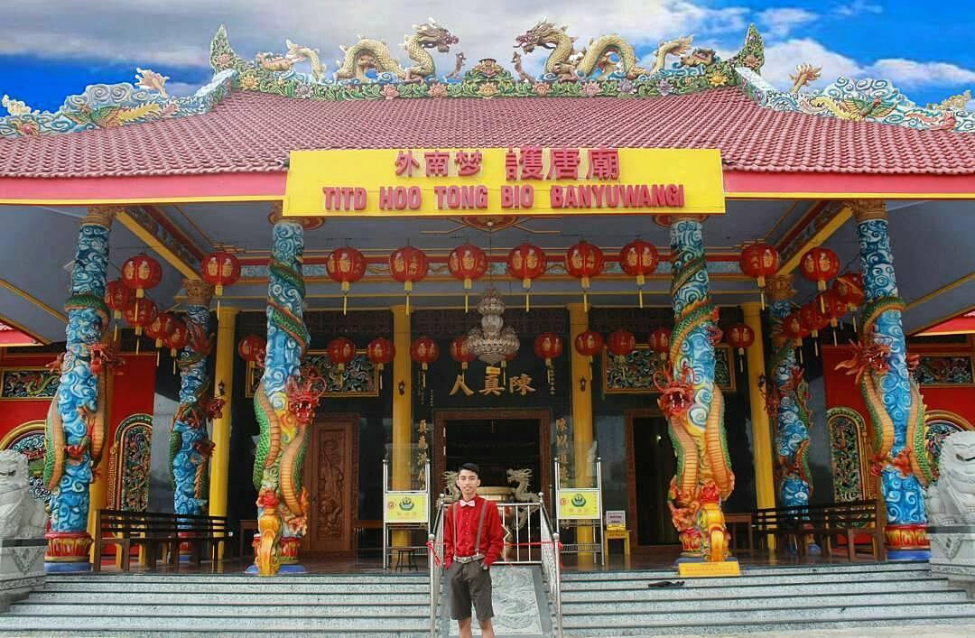 Paket Wisata Banyuwangi 1 Hari City Tour Tripbanyuwangi Klenteng Hoo