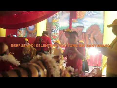 Ribuan Warga Tionghoa Jawa Bali Berkumpul Banyuwangi Youtube Klenteng Hoo