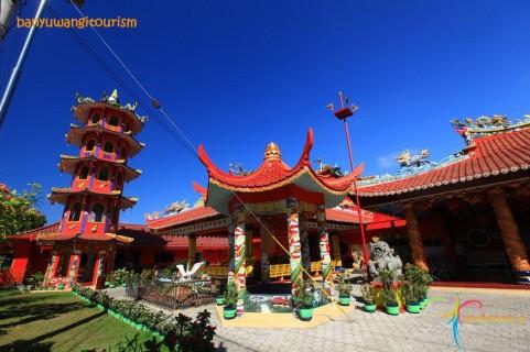 Tahukah Kalian Klenteng Banyuwangi Tertua Wilayah Jatim Bali Hoo Tong