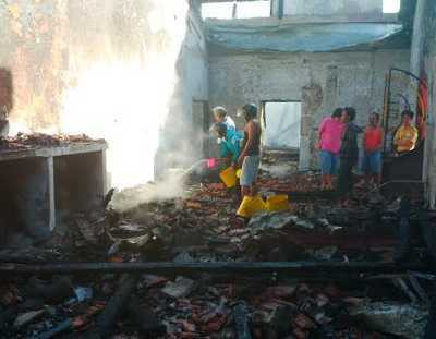 Tong Bio Terbakar Cerita Satpam Klenteng Hoo Kab Banyuwangi