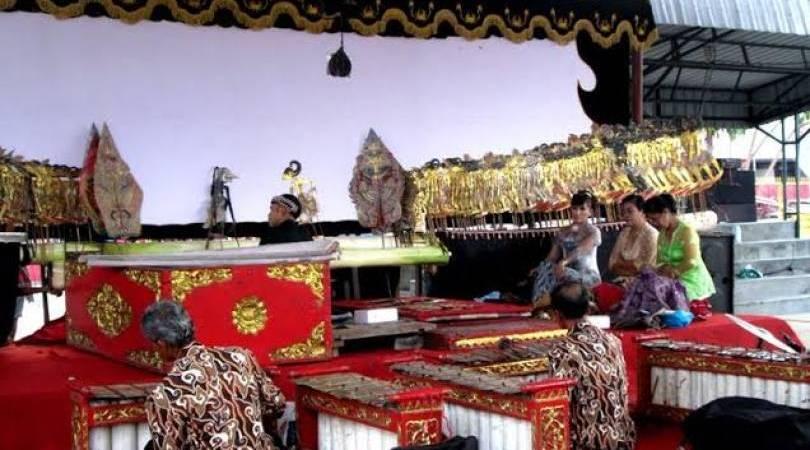 Wayang Kulit Hut Klenteng Hoo Tong Bio Banyuwangi Kbr Kab
