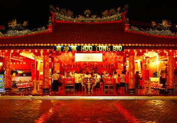 Wisata Religi Klenteng Hoo Tong Bio Banyuwangi Paket Tour Obyek